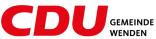 CDU Gemeindeverband Wenden Logo