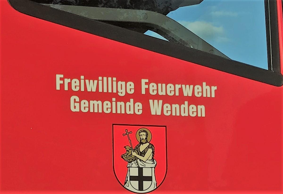Position der CDU Wenden zur Zukunft der Feuerwehr in der Gemeinde Wenden