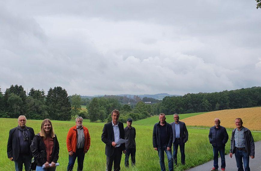 6-streifiger Ausbau der A45 bringt Vorteile für die Gemeinde Wenden