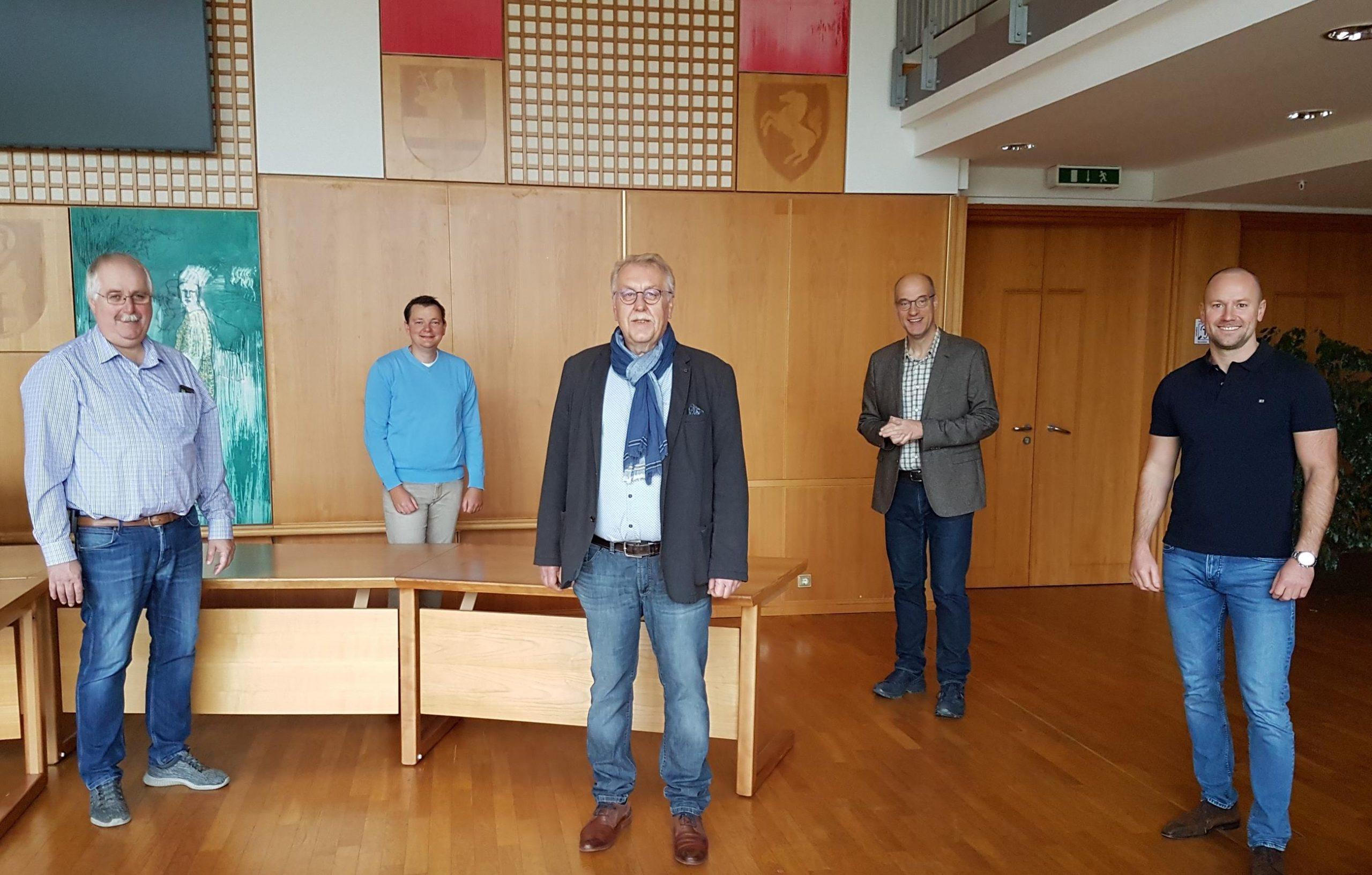 Fraktionsvorstand gewählt: CDU stellt Weichen für die nächste Wahlperiode